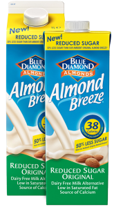 Reduced Sugar Almond Breeze®