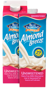 Unsweetened Almond Breeze®