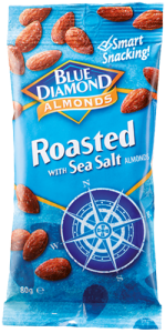 Roasted with Sea Salt