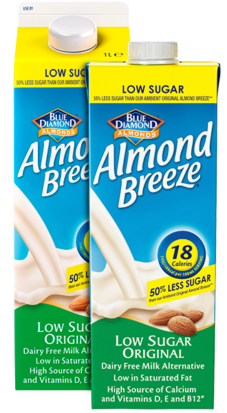 Low Sugar Almond Breeze®