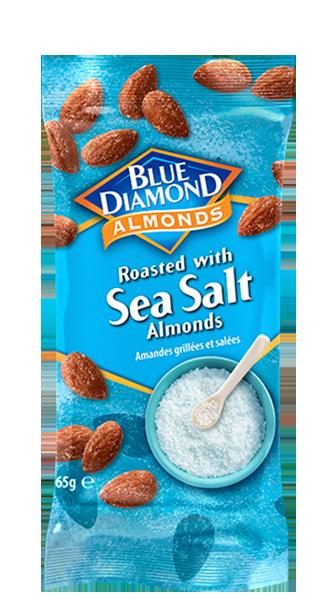 Roasted with Sea Salt