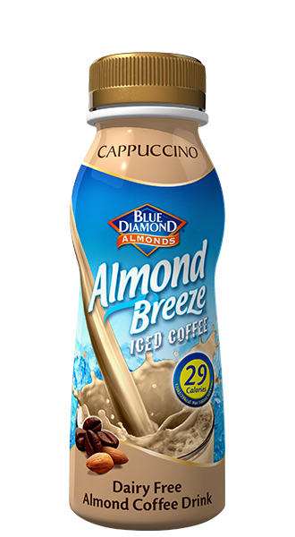 Almond Breeze® Iced Coffee Cappuccino