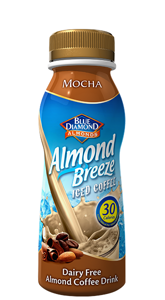 Almond Breeze® Iced Coffee Mocha