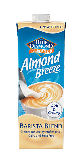 Barista Blend Almond Breeze