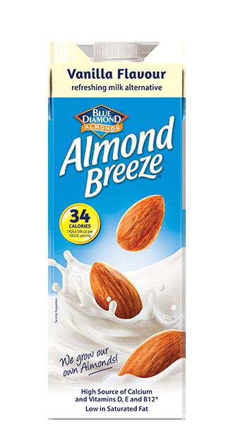 Vanilla Almond Breeze®