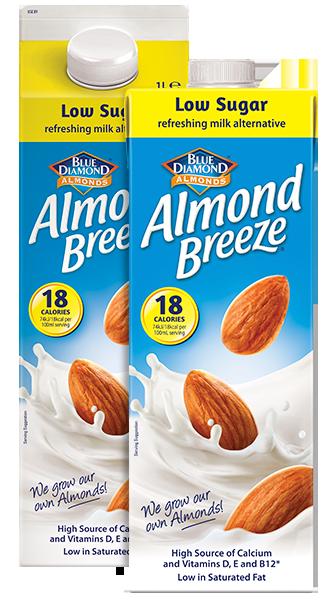 Low Sugar Almond Breeze®