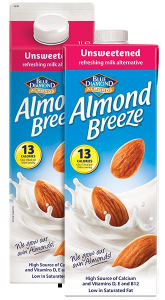 Unsweetened Almond Breeze®