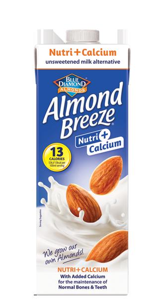 Almond Breeze® Nutri+ Calcium